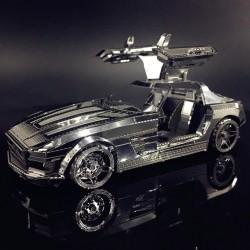 PUZZLE MÉKANIX 3D AUTO ref 002